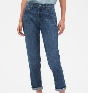 Gap 1969 Mid Rise Sexy Boyfriend Jeans